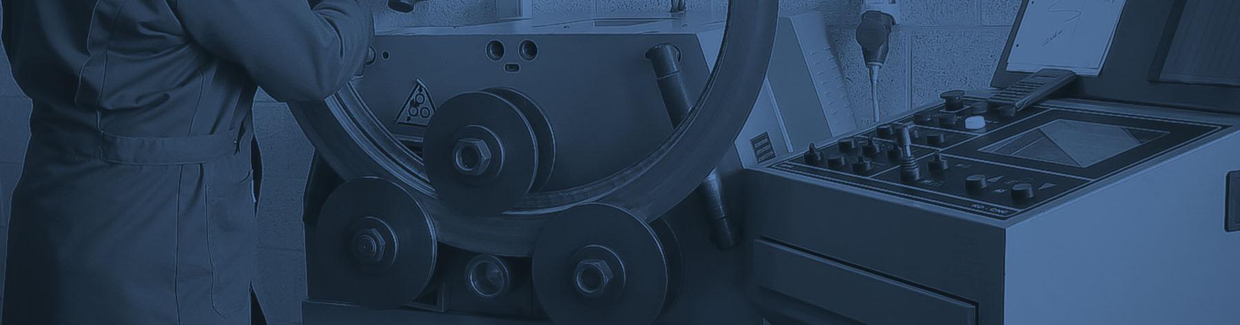 Aluminium buigen en lakken - cetec bvba